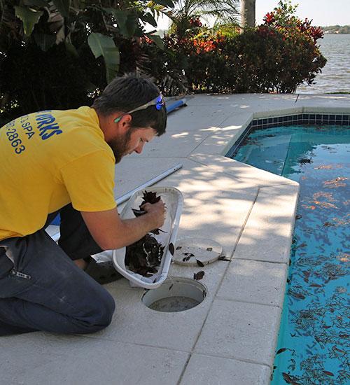 lakeland fl professional pool cleaning