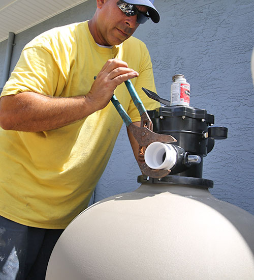 pool heater and pool pump repair in lakeland fl