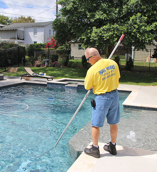 lakeland fl pool cleaning service